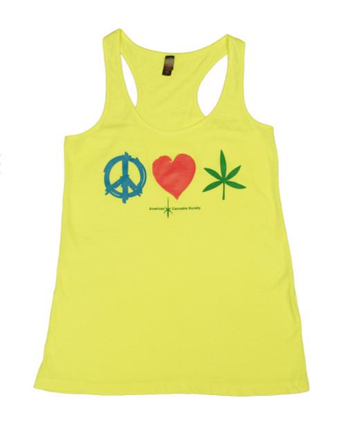 American Cannabis Society Women's Tank Top