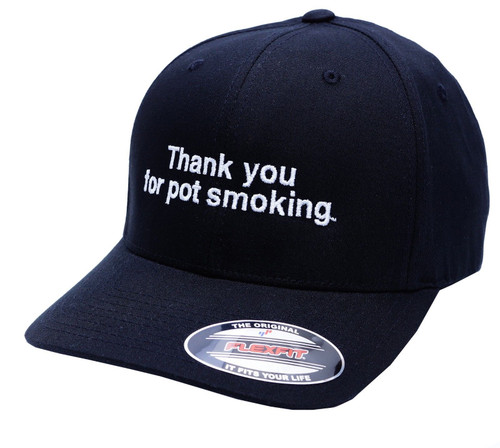 Thank you for pot smoking baseball cap