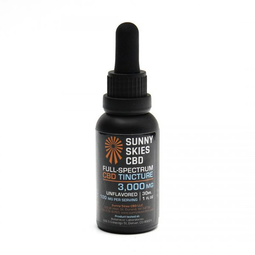 3000mg Full Spectrum CBD Oil Madison, WI Dispensary
