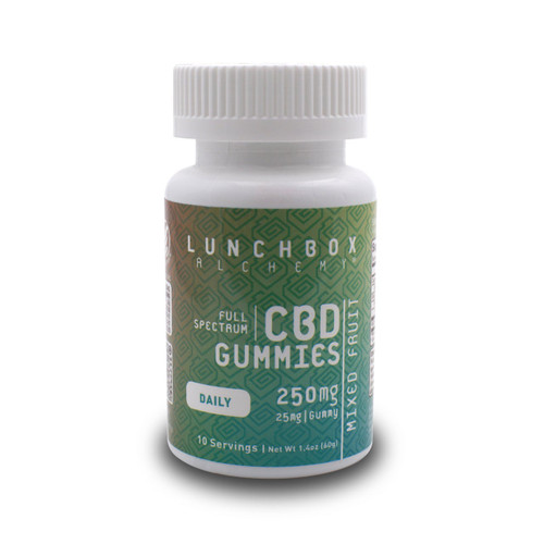 Lunchbox Daily CBD Gummy Madison