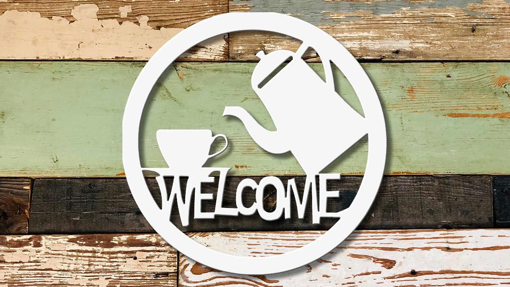 Coffee Welcome
