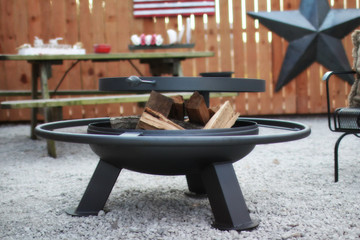 FIRE PITS FREE SHIPPING  patio fire pits