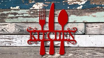 Kitchen Split Utensil