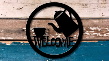 Coffee Welcome