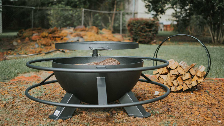 best fire pit made in Texas