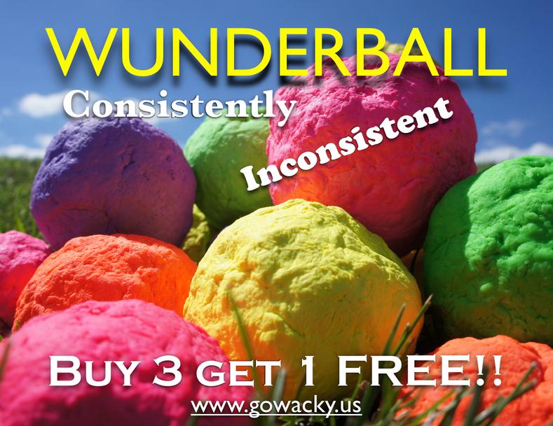 Wunderball est une alternative plus sûre aux balles de tennis que les chiens aiment
