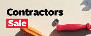 Contractors Sale