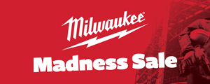 Milwaukee Madness Sale