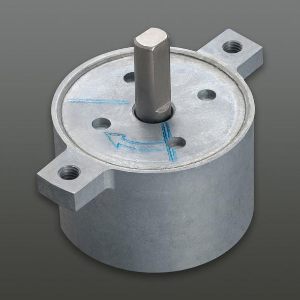 FYN-D1-R104 Max torque: 10Nm Reverse torque: 0.5Nm Damping direction: Clockwise Weight: 215g