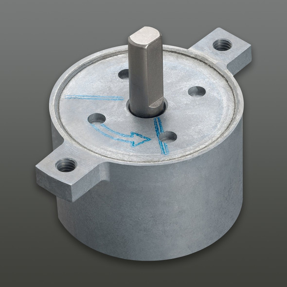 FYN-D1-L104 Max torque: 10Nm Reverse torque: 0.5Nm Damping direction: Counter-Clockwise Weight: 215g