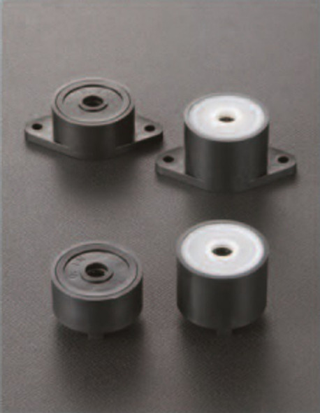 FFD-25SS-R502 Friction type Rotary Damper, Damping direction: Clockwise, Diameter: 25mm