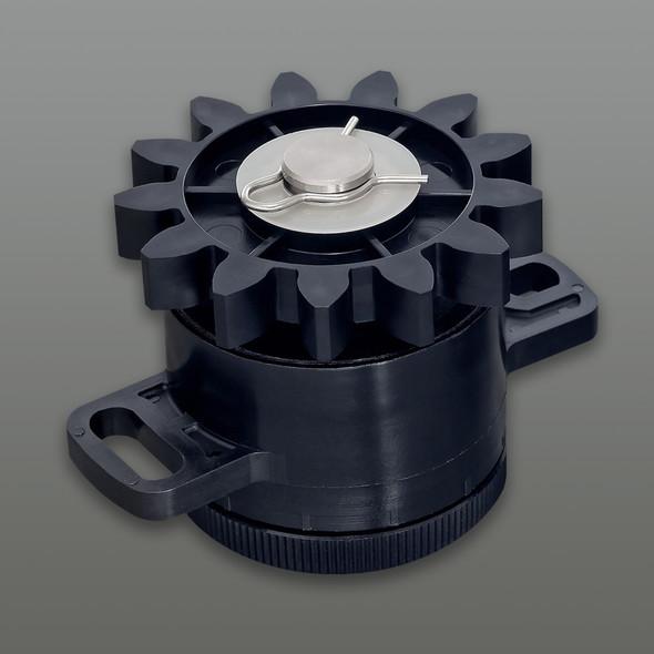 FRN-P2-R102 G2, Torque: 1.0kgfcm, Weight: 64g, Damping direction: Clockwise
