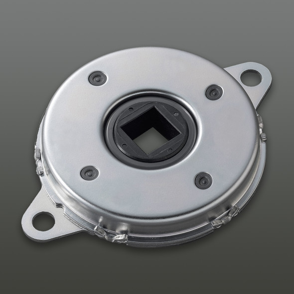 FDT-57A-503 Damping direction: both clockwise & counter-clockwise, Rated Torque: 4.7 Nm, Max Rotational Speed: 50 RPM