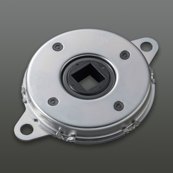 FDT-63B-703 Damping direction: Both clockwise & counter-clockwise, Rated Torque: 6.7 Nm, Max Rotational Speed: 50 RPM, Optional slotted connecting part