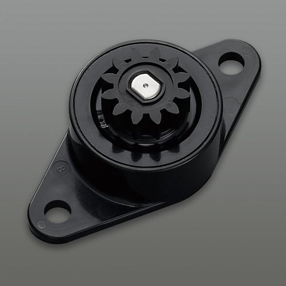 FRN-D3-R501 G1-Gear Torque-500gfcm  Weight-13.0g Damping direction-clockwise
