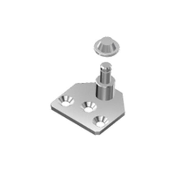 900BA1 Zinc Plated Steel Bracket