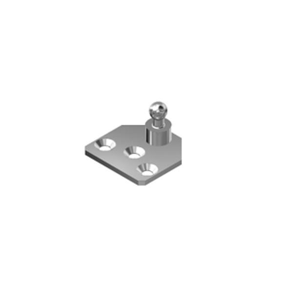 900BA4 Zinc Plated Steel Bracket
