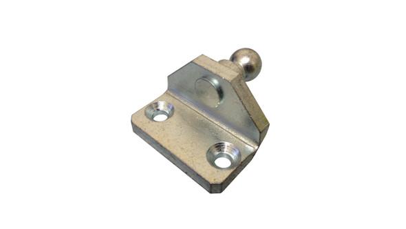 900BA5 13mm Ball Zinc Plated Steel Bracket
