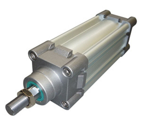 100mm Diameter Pneumatic Cylinder Stroke= 25mm - 160mm