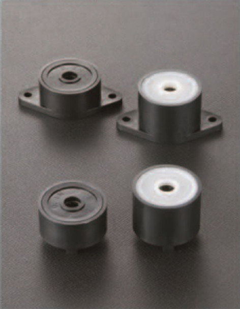 FFD-25FS-R103 Friction type Rotary Damper, Damping direction: Clockwise, Diameter: 25mm