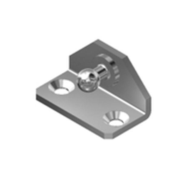 900BA3 13mm Ball Zinc Plated Steel Bracket