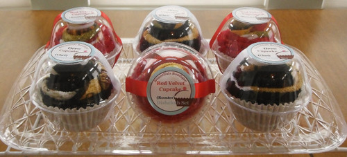Red Velvet & Oreo Kitchen Cupcakes