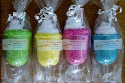 Assorted Smoothie Kitchen Gift Sets