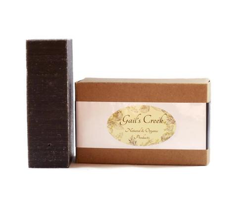 Gail's Creek Black Tea Tree Soap