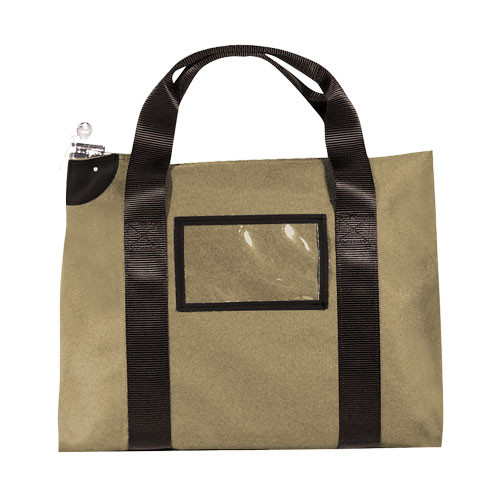 SMALL Locking Satchel Bag