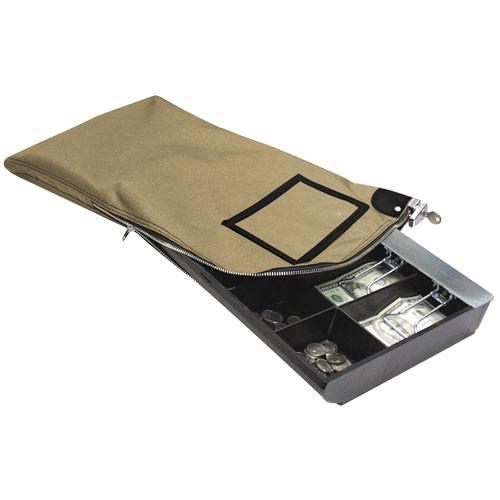 Locking Cash Drawer Bag