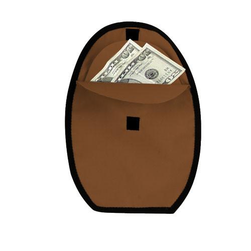 420 DENIER NYLON 6 Compartment Coin Pouch