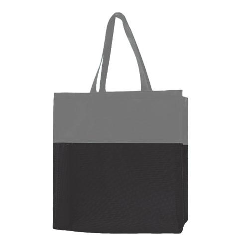 MEDIUM Boutique Mesh Shopper Tote Bag