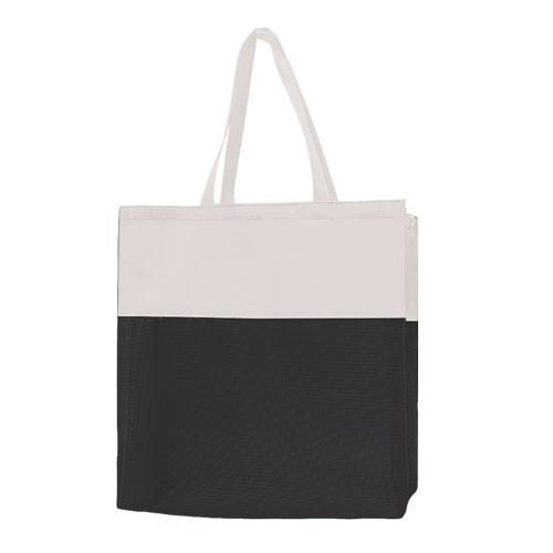 LARGE Boutique Mesh Shopper Tote Bag