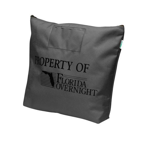 LARGE Box Bottom Courier Bag in 600 Denier Polyester