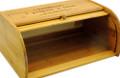I Propose a Toast Wood Breadbox