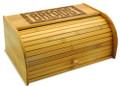 Ivy Wood Bread Bin