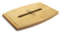 Apothecary 9x12 Grooved Chopping Board