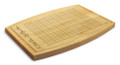 Beyond Measure 9x12 Grooved Custom Cutting Board