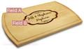 Moderna 10x16 Grooved Chopping Board