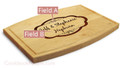 Moderna 9x12 Grooved Cutting Board