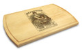 Pears Soap 10x16 Grooved Maple Cutting Board