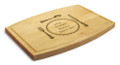 Silverware 9x12 Grooved Chopping Board