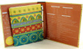 Half Page Cookbook Album - Tunisian Sunset