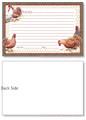 4x6 Chicken Coop Recipe Card