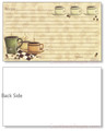 3x5 Coffeebreak Recipe Card