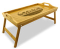 Garden Love Bamboo Wood Tray