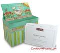 4x6 Recipe Card Box-Color My World