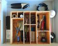 Adjustable Spice Shelves/Drawer Multikeep Organizer