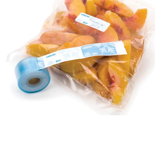 Freezer Labels with Dispenser (100 labels)