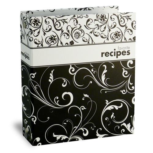 Recipe Binders, Sheet Protectors, Dividers & Recipe Cards